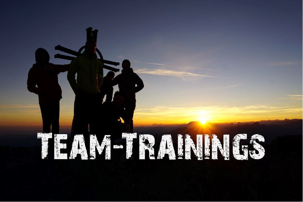 Team-Trainings